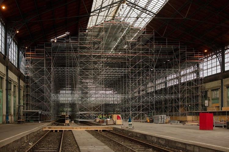Így zajlik a Nyugati pályaudvar építése a kulisszák mögött