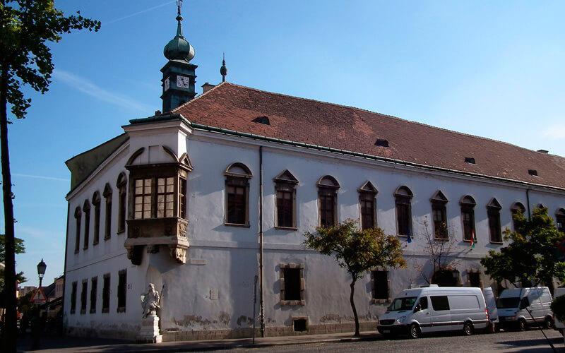 A Régi Budai Városháza Titkai