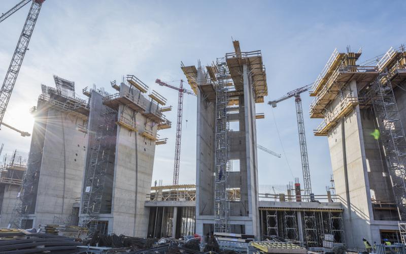 Már érezhető az új Puskás-stadion különleges atmoszférája