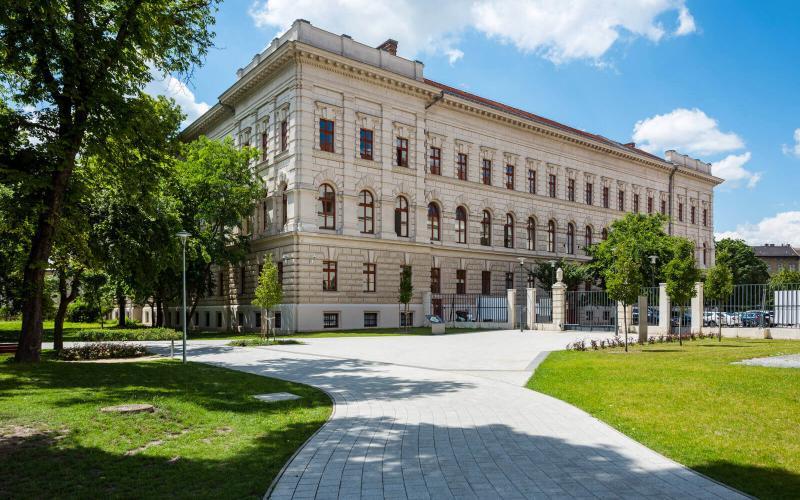 Újabb beruházással gazdagodott a Ludovika