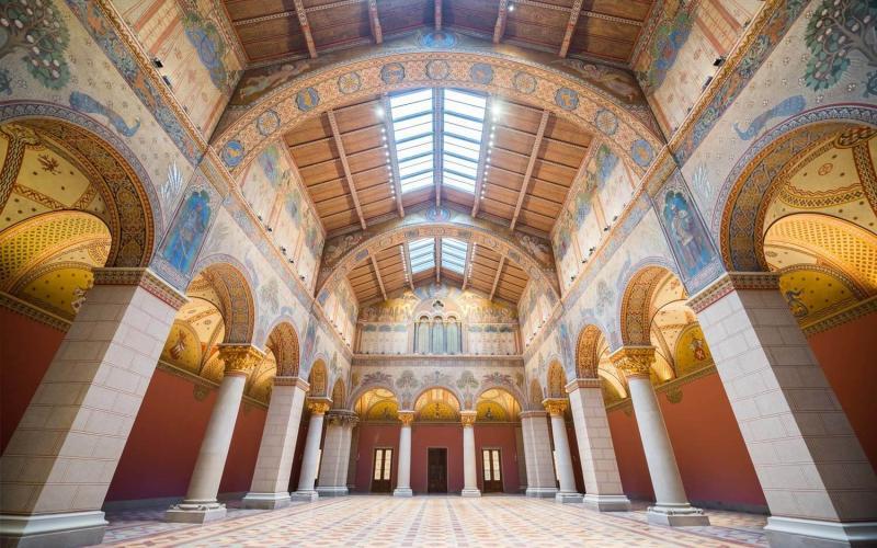 Europa Nostra-díjjal ismerték el a Szépművészeti Múzeum rekonstrukcióját