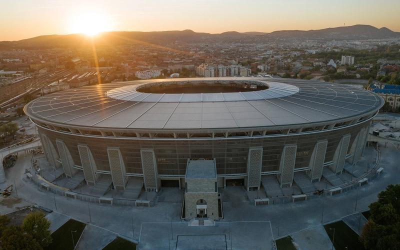 Megint egy magyar stadion lett az év arénája