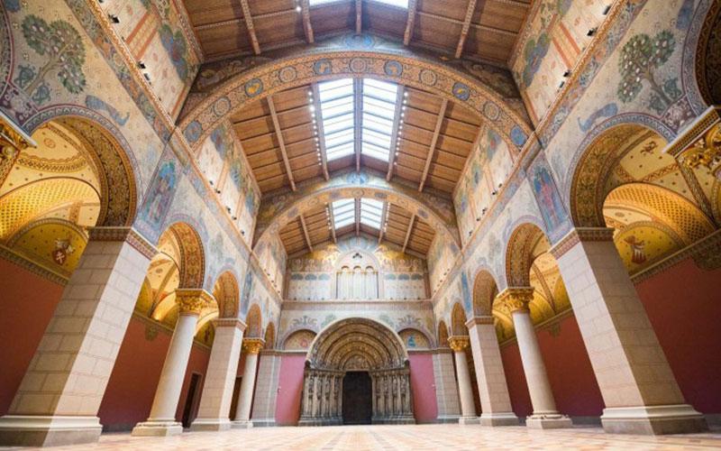 A múlt és a jövő tökéletes összhangja vezérelte a Szépművészeti Múzeum felújítását