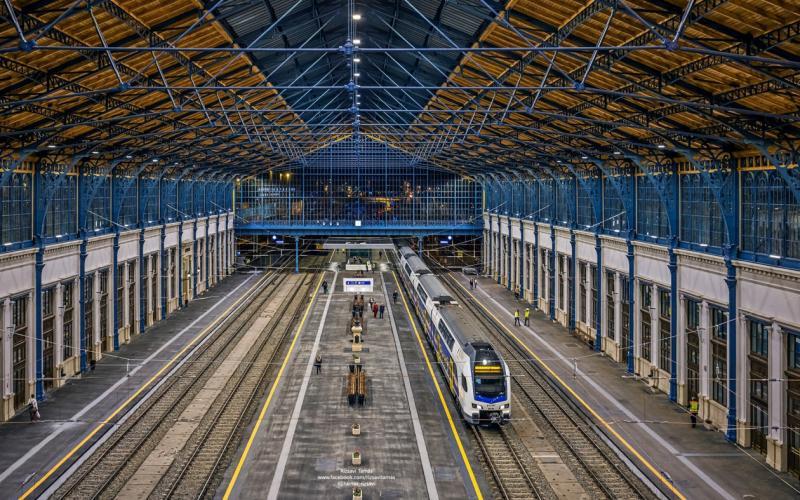 Kulcslépés a Nyugati pályaudvar felújításában: újra megnyílt az utascsarnok - fotógaléria