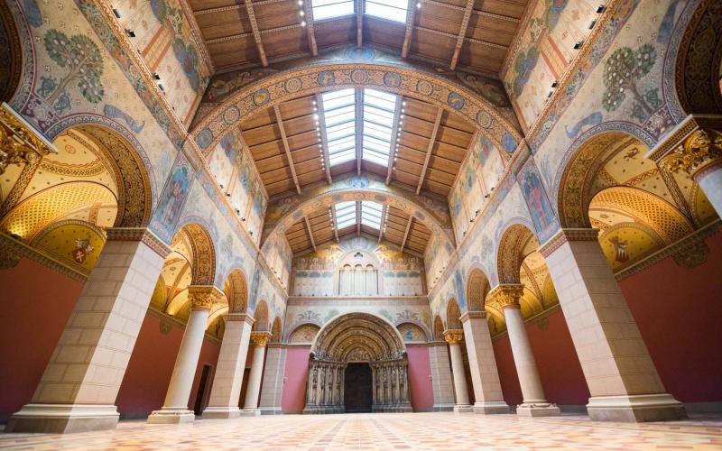Megnyílt a felújított Szépművészeti Múzeum