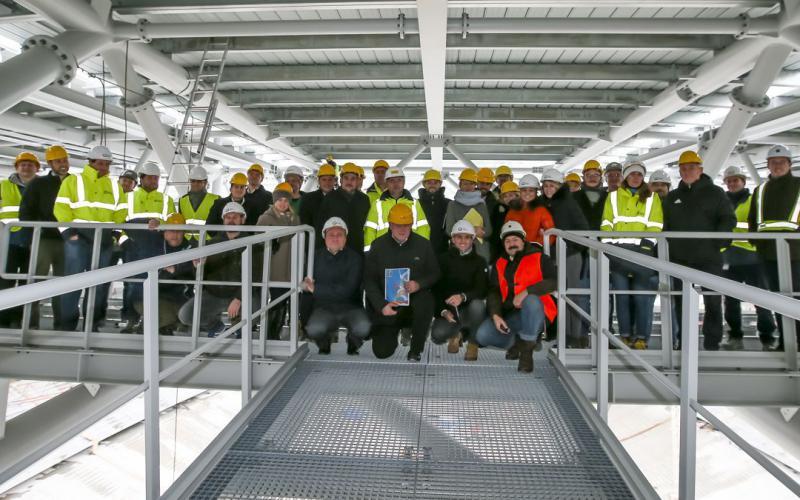 Megnézték az UEFA-tól az új Puskás-stadiont – ez a véleményük