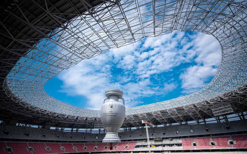 Az UEFA is elégedett az épülő Puskás-stadionnal