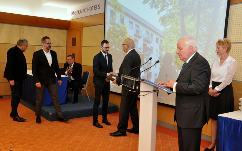 Pálffy Balázst az ÉVOSZ Magasépítési Tagozatának tagjai közé választották