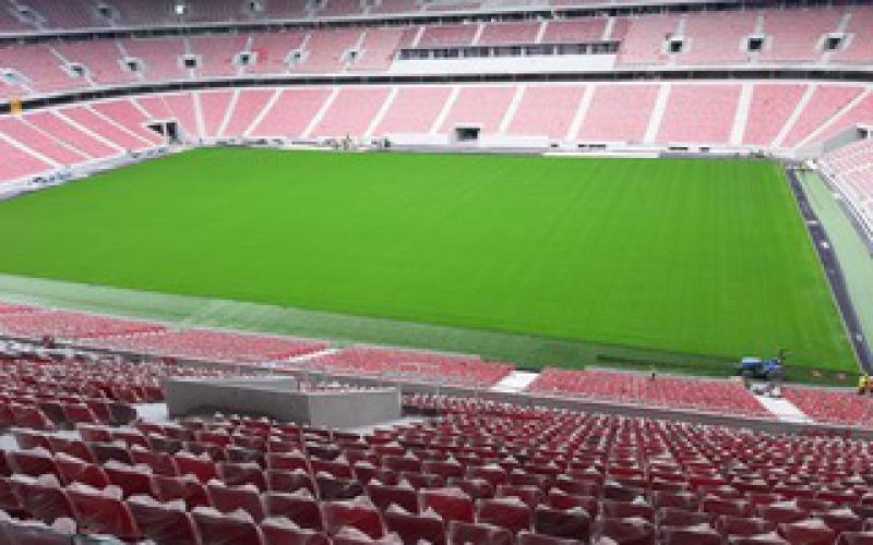 Az új Puskás Stadion gőzerővel készül!