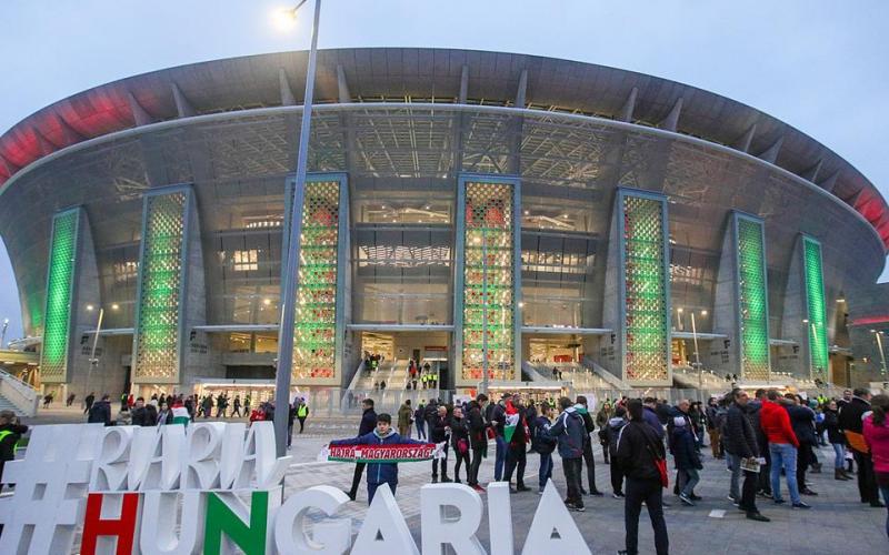 A tavaly novemberben átadott Puskás Aréna nyerte a 2019-es Év stadionja címről döntő szavazást.