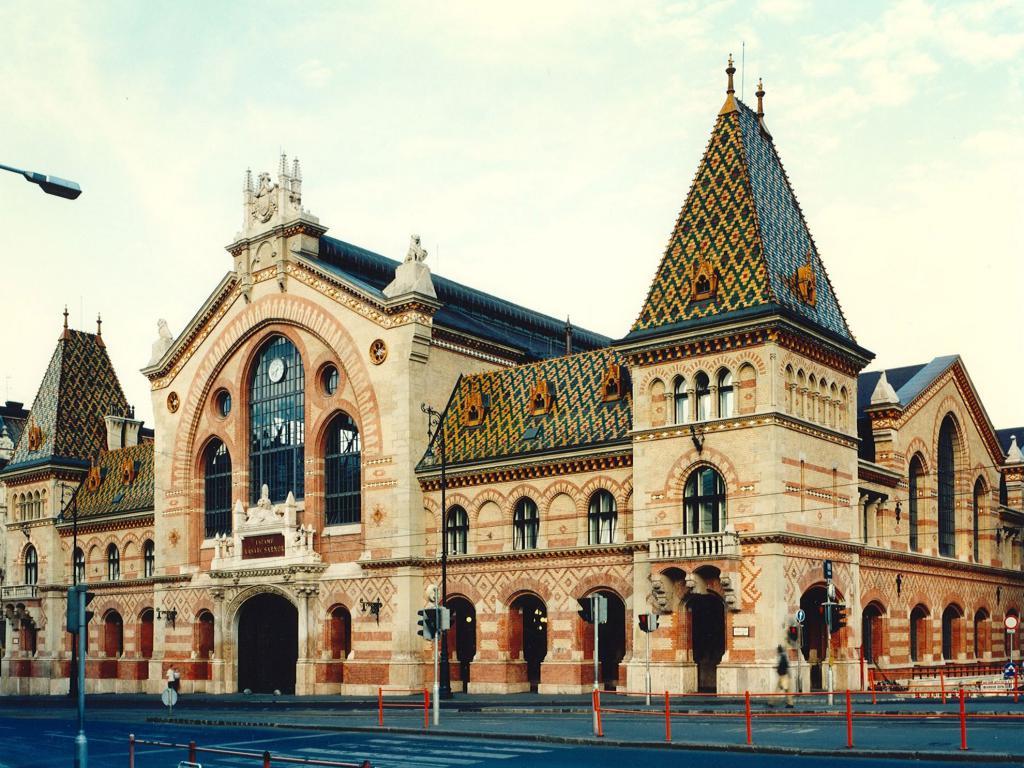 Műemlék épületek