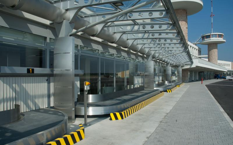 Ferhihegy International Airport Terminal I.