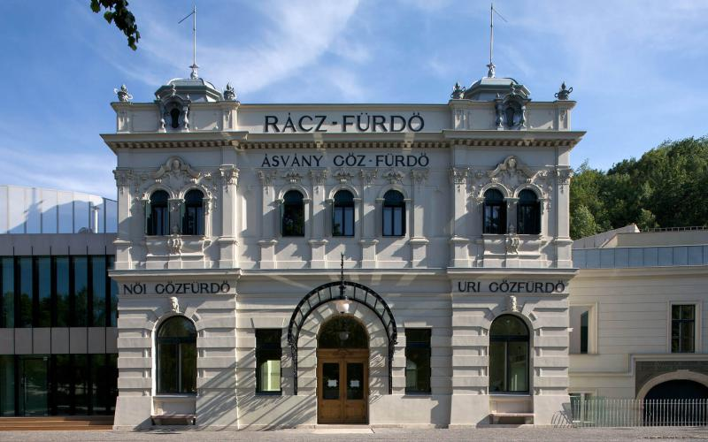 Rácz Thermal Centre and SPA and Hotel