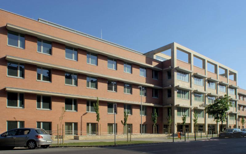 National Health Centre - Honvéd Hospital