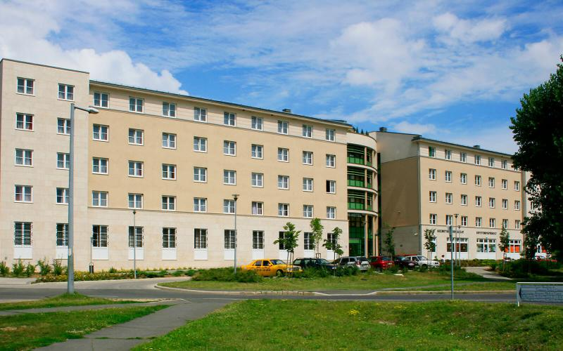 Dormitory Building, University of Miskolc