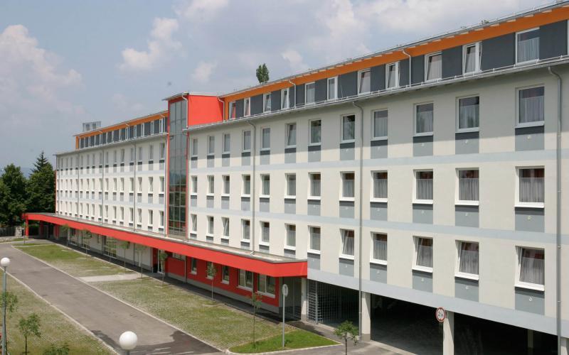 Dormitory Building, University of