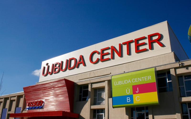 Újbuda Shopping Center