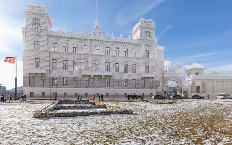 József főhercegi palota